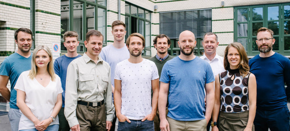 Das Team von wald-wird-mobil.de gGmbH